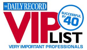 Daily Record VIP logo